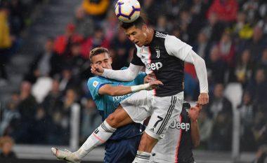 Atalanta ia merr një pikë Juventusit, afër kualifikimit në Ligën e Kampionëve