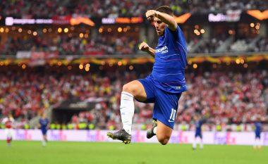 Notat e lojtarëve, Chelsea 4-1 Arsenal: Një mbrëmje nën magjinë e Eden Hazard