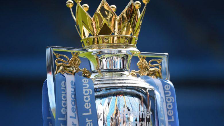 Trofeu i Ligës Premier.  (Photo by Shaun Botterill/Getty Images)