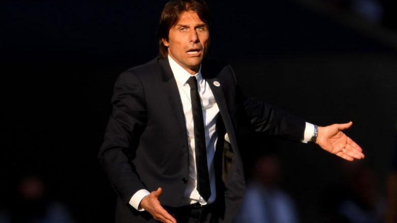 """Antonio Conte.  (Foto"""" Laurence Griffiths/Getty Images/Guliver)"""