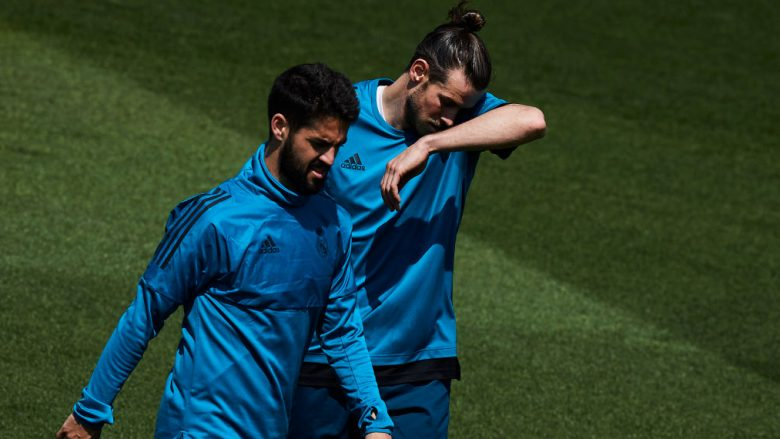 Gareth Bale dhe Isco (Foto by Gonzalo Arroyo Moreno/Getty Images/Guliver)
