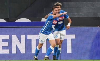 Interi pëson nga Napoli dhe e vë në rrezik kualifikimin në Ligën e Kampionëve