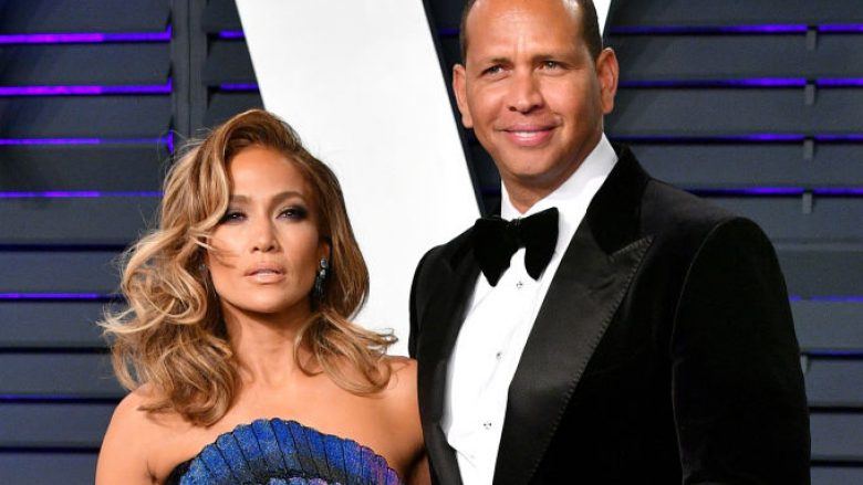 Jennifer Lopez dhe Alex Rodriguez (Foto: Dia Dipasupil/Getty Images/Guliver)