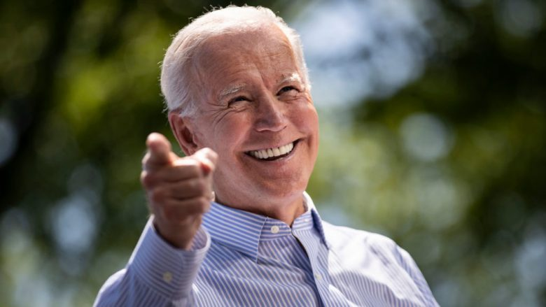 Joe Biden (Foto: Drew Angerer/Getty Images/Guliver)