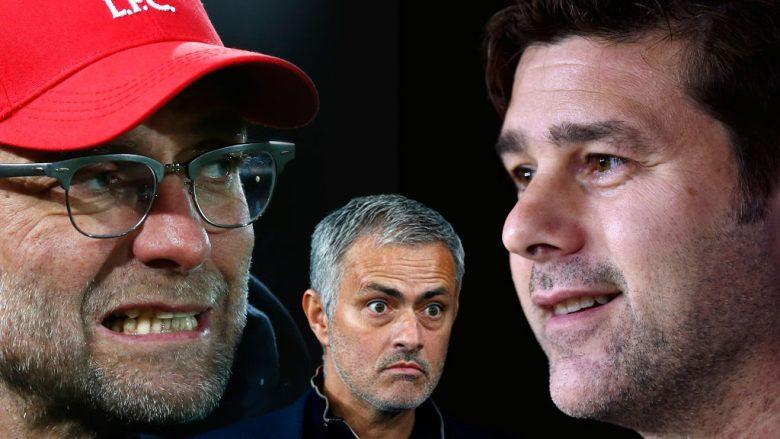 Jurgen Klopp, Jose Mourinho, Mauricio Pochettino (Fotomontazh: Getty Images/Guliver)