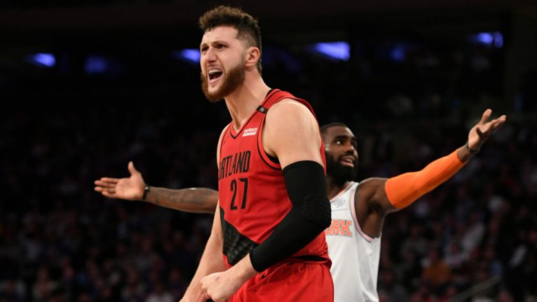 Jusuf Nurkic (Foto by Sarah Stier/Getty Images/Guliver)