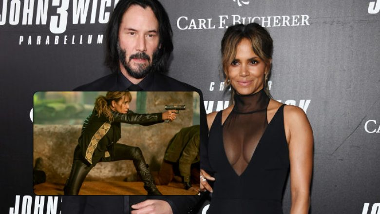 Keanu Reeves dhe Halle Berry (Foto: Getty Images)