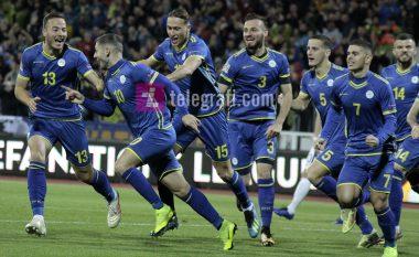 Rritet vlera e lojtarëve të Kosovës, tani si ekip vlejmë 57 milionë euro – Rashica, Muriqi, Celina e Zeneli me rritje të ndjeshme