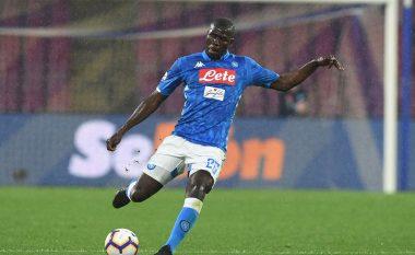Napoli refuzon 90 milionë euro nga Real Madridi për Koulibalyn