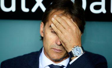 Lopetegui: Tri javë me fat të tmerrshëm shkatërruan karrierën time te Real Madridi