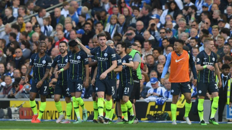 Manchester City (Foto: Mike Hewitt/Getty Images/Guliver)