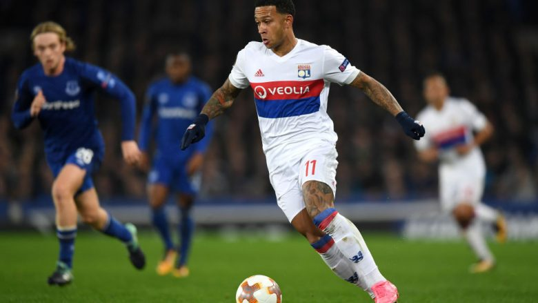Memphis Depay (Foto by Gareth Copley/Getty Images/Guliver)