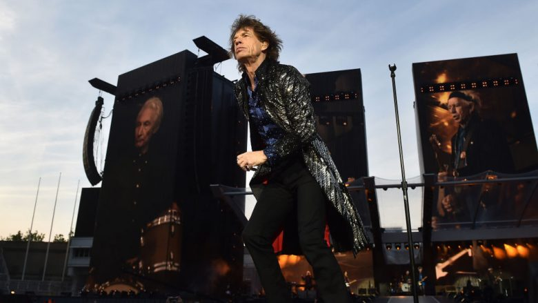 Mick Jagger, The Rolling Stones (Foto: Charles McQuillan/Getty Images/Guliver)