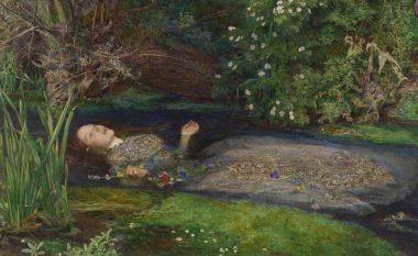 Elizabeth Siddall, muza fatkeqe e piktorëve