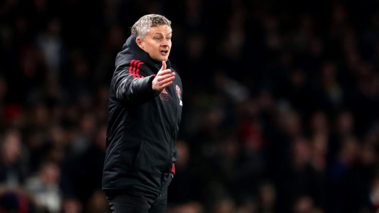 Ole Gunnar Solskjaer (Foto by Catherine Ivill/Getty Images/Guliver)