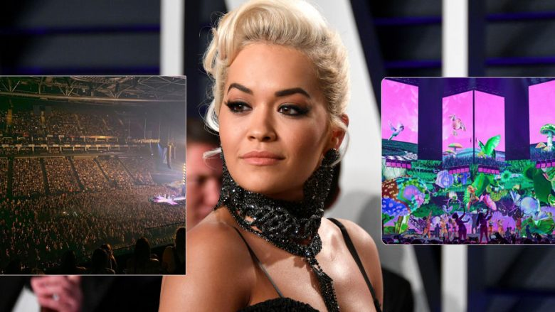 Rita Ora (Foto: Getty Images/Guliver/Instagram)