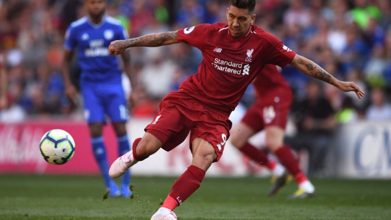 Roberto Firmino (Foto: Stu Forster/Getty Images/Guliver)