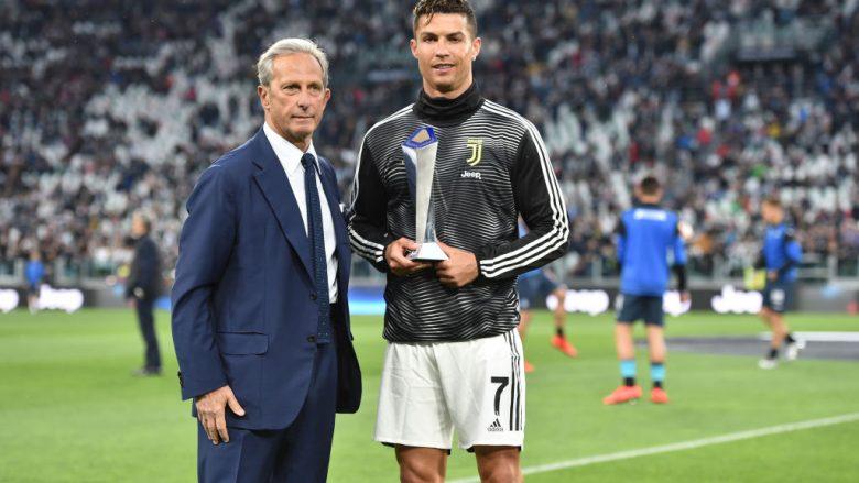 Ronaldo me çmimin 'lojtari i vitit' në Serie A (Foto: Tullio M. Puglia/Getty Images/Guliver)