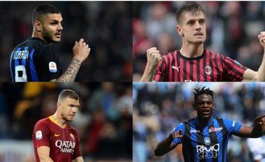 Atalanta, Inter, Milan dhe Roma për Ligën e Kampionëve – xhiro e fundit vendos, këta janë të gjithë skenarët