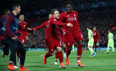 Shaqiri për finalen e Ligës së Kampionëve: Të bashkuar mund të arrijmë shumë
