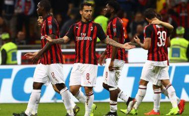 Milani mposht Bolognan dhe mban gjallë shpresat për një vend në Ligën e Kampionëve