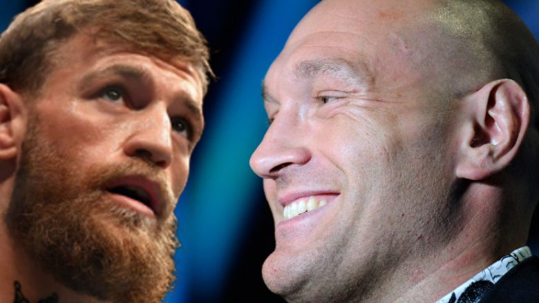 Conor McGregor, Tyson Fury (Fotomontazh: Getty Images/Guliver)