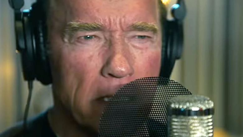 Arnold Schwarzenegger (Foto: YouTube)