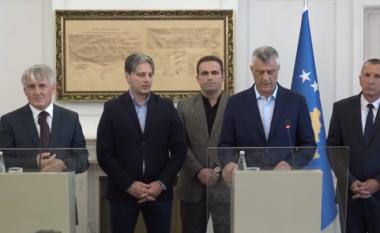 Përfaqësuesit e Preshevës: Bashkimi me Kosovën, e vetmja zgjidhje