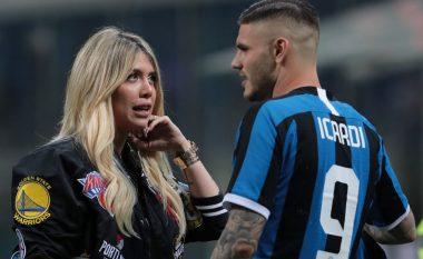 Wanda: Icardi dëshiron të qëndroj te Interi