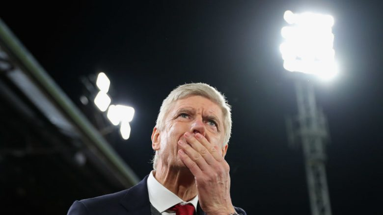 Arsene Wenger (Foto: Catherine Ivill/Getty Images/Guliver)