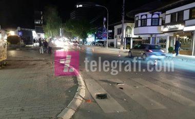 Policia: Vdes 70-vjeçari që u godit sonte nga vetura në Pejë