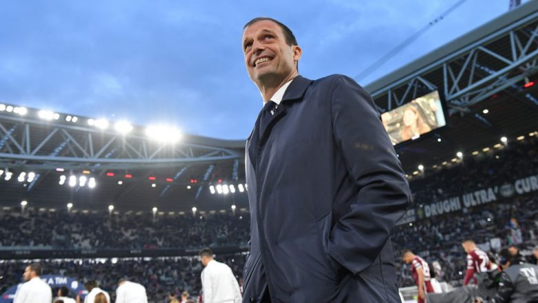 Massimiliano Allegri (Foto: Tullio M. Puglia/Getty Images/Guliver)