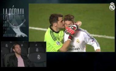 Ka shënuar mbi 50 gola edhe pse është mbrojtës, Ramos zgjedh golin më të bukur në karrierën e tij