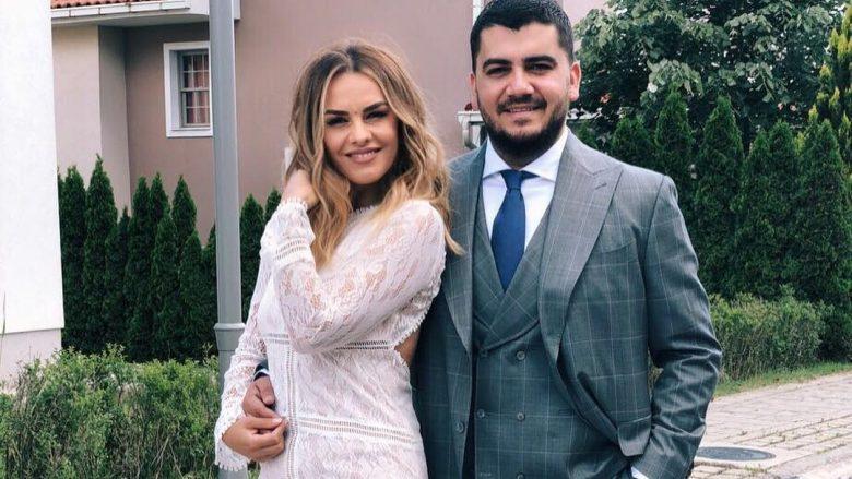 Ermal dhe Ariana Fejzullahu (Foto: Ermal Fejuzllahu/Instagram)