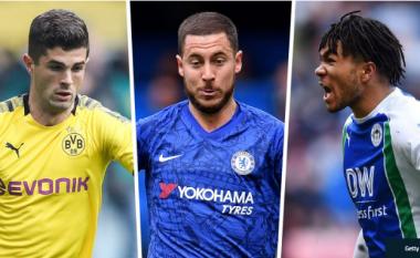 Hazard dhe Higuain largohen, Odoi dhe Pulisic kryesorët - kështu mund të duket Chelsea në sezonin e ri