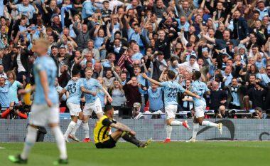 City e mbyll sezonin me tre trofe, fiton edhe Kupën FA ndaj Watfordit