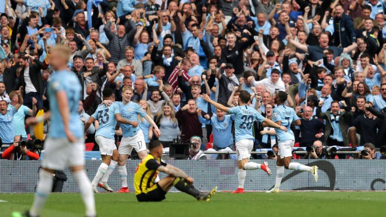 Manchester City vs Watford (Foto: Richard Heathcote/Getty Images/Guliver)