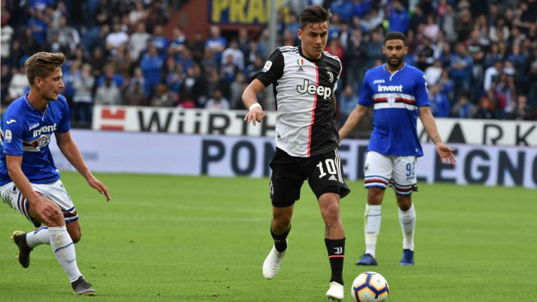 Sampdoria v Juventus (Foto: Paolo Rattini/Getty Images/Guliver)