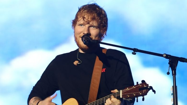 Ed Sheeran (Foto: Kevin Walter/Getty Images/Guliver)