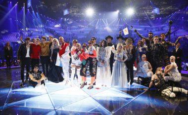 Dhjetë shtetet që u kualifikuan për natën finale të 'Eurovision 2019'