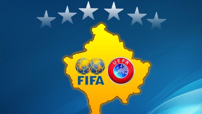 Kosova feston trevjetorin e anëtarësimit në FIFA