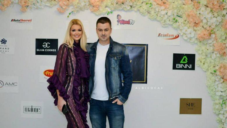 Eni Koçi dhe Genc Prelvukaj, foto:Instagram