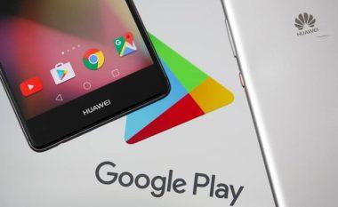 Huawei i përgjigjet bllokimit të Google