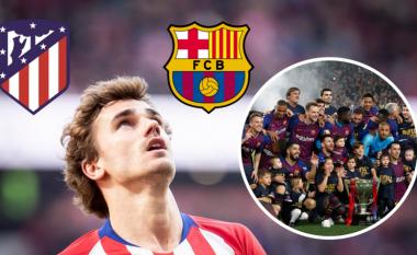 Mësohet arsyeja pse Griezmann vendosi të largohet nga Atletico për t'u transferuar te Barcelona