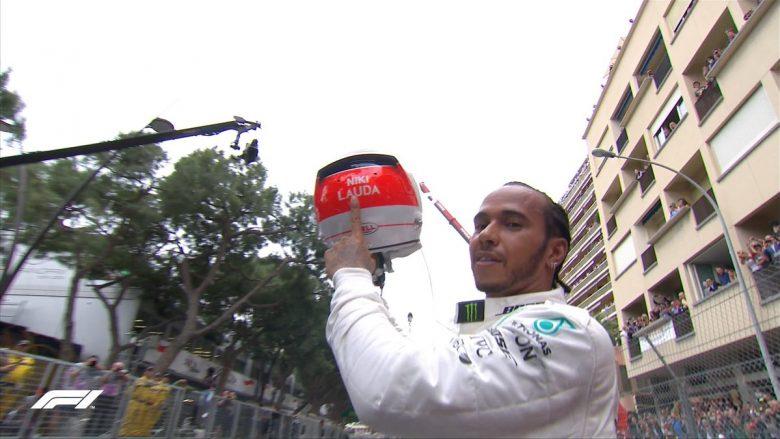 Lewis Hamilton (Foto: Formula 1/Twitter)