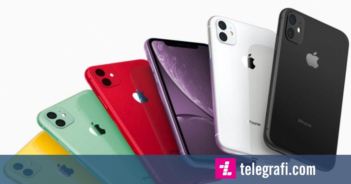 Photo of iPhone 11 ka rritur shitjet e Apple në tregun kinez, prej 6%