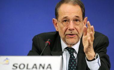 Zgjedhje e Parlamentit Evropian: Evropa e së nesërmes sipas Solanes