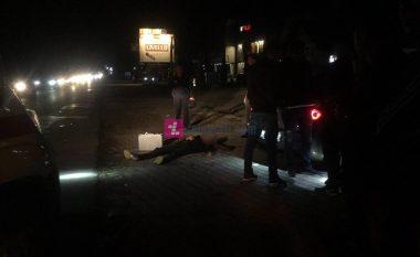 Aksident i rëndë në hyrje të Vushtrrisë, dy të lënduar (Foto)