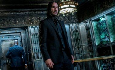 """""""John Wick 3"""" heq nga froni """"Avengers: Endgame"""" në javën debutuese"""