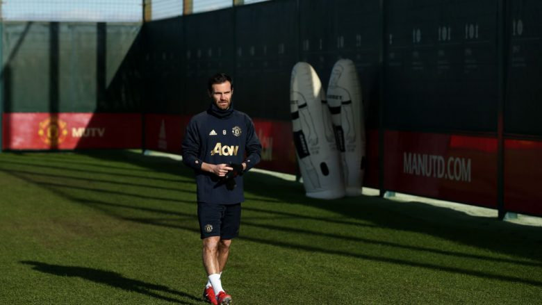 Juan Mata (Foto: Jan Kruger/Getty Images/Guliver)